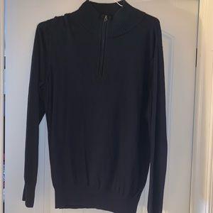Men's J Crew 3/4 Zip pullover